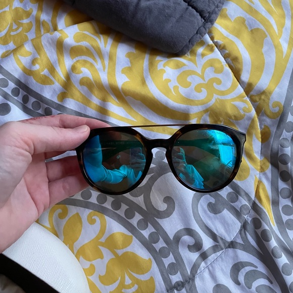 Michael Kors cape may sunglasses
